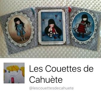 Les couettes de Cahuète