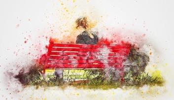 zolie rencontre sur un banc